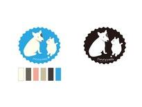 寵物精品插畫-黑研創意事務