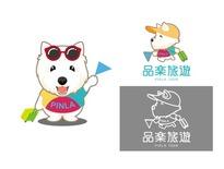 品樂旅遊-吉祥物插畫-黑研創意事務