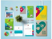 品樂旅遊-平面視覺設計-黑研創意事務