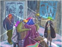 《色彩考察6—無色》-Ganzy