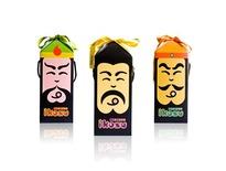 獨領鳳燒「一口酥」土鳳梨酥系列包裝-迪亞斯多媒體設計