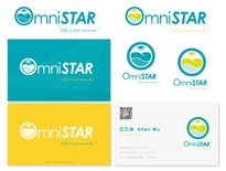 OmniSTAR Logo名片設計(競標作品)-DXC Creative Studio